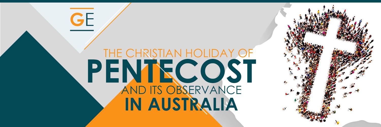 Pentecost in Australia