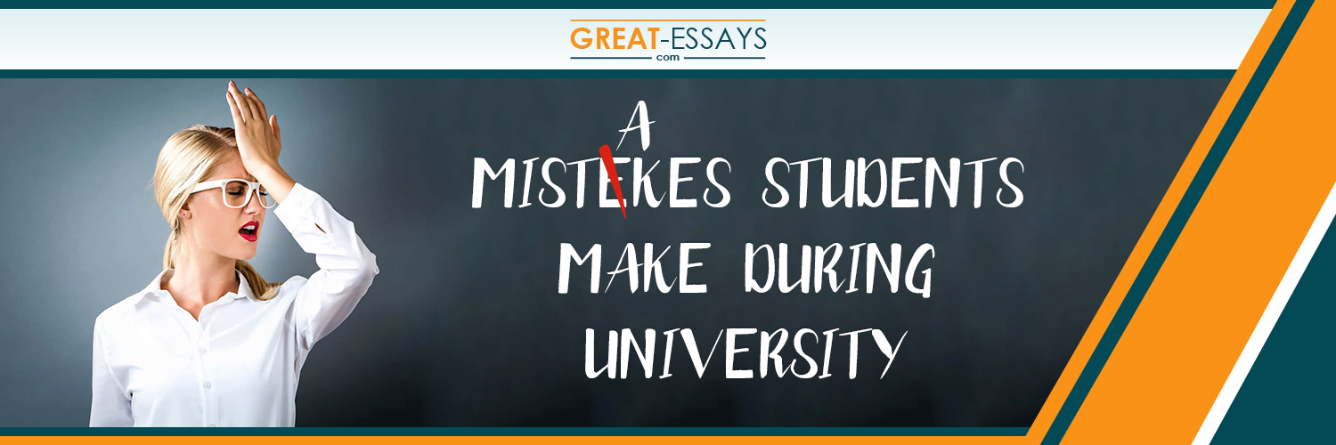 Top 10 Mistakes That Most Students Make