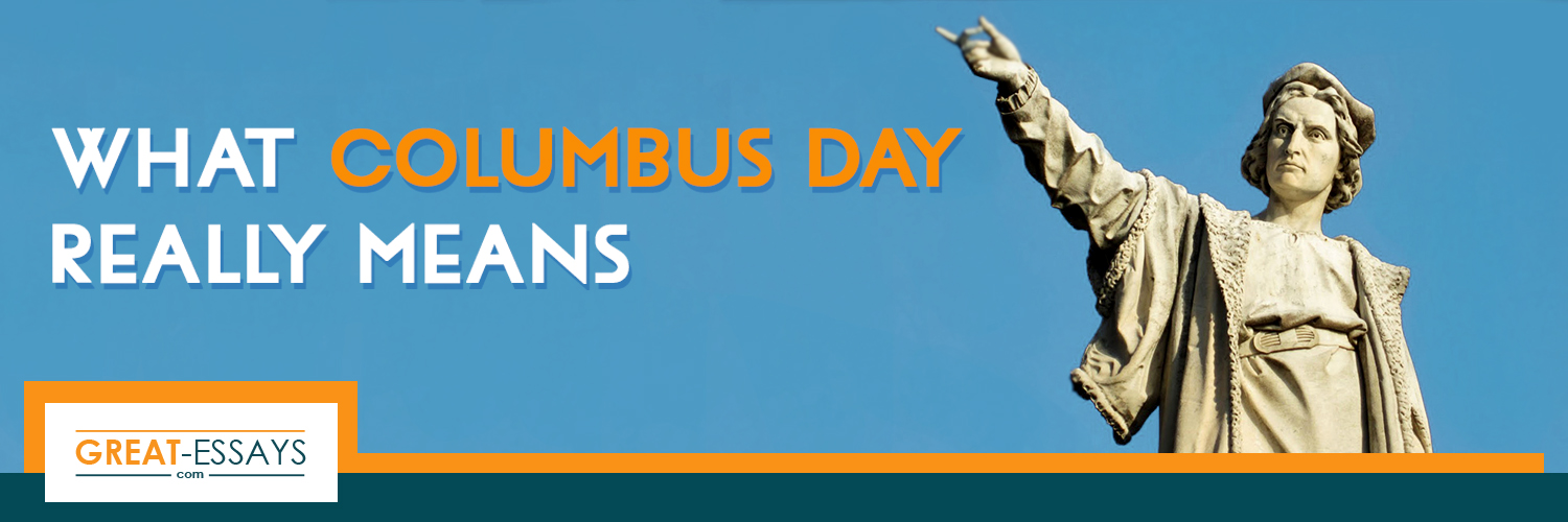 What Columbus Day Really Means