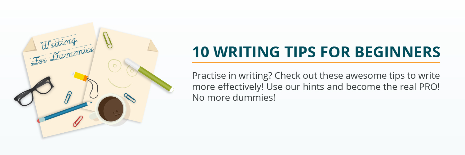 10 Effective Tips On Creative Writing For Dummies