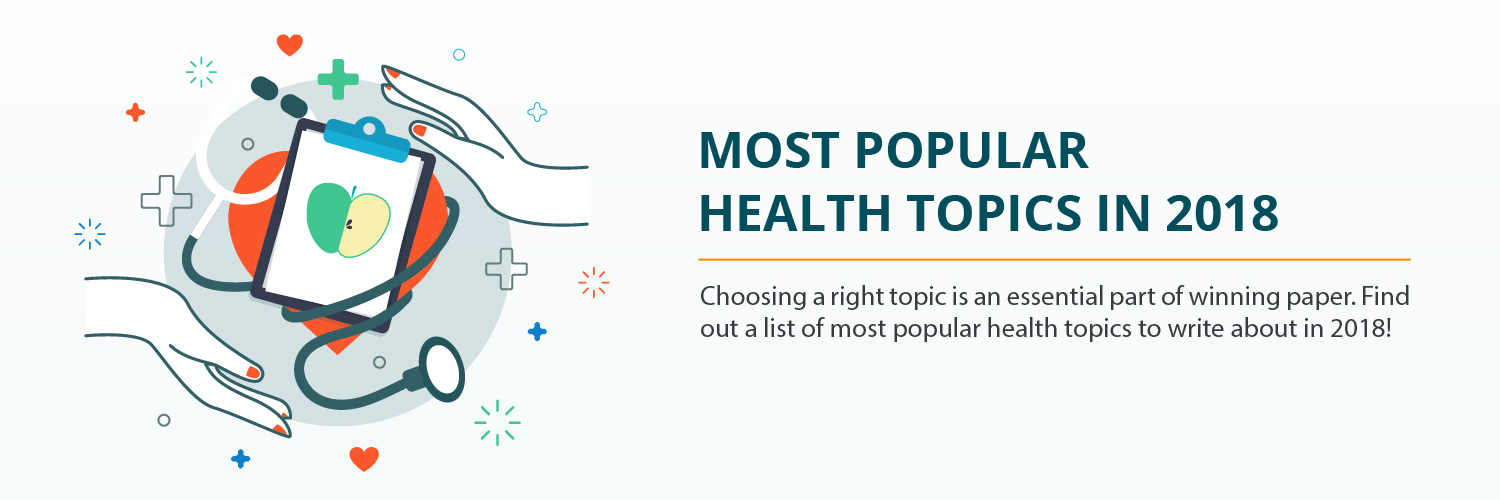 Most Popular Health Topics in 2018